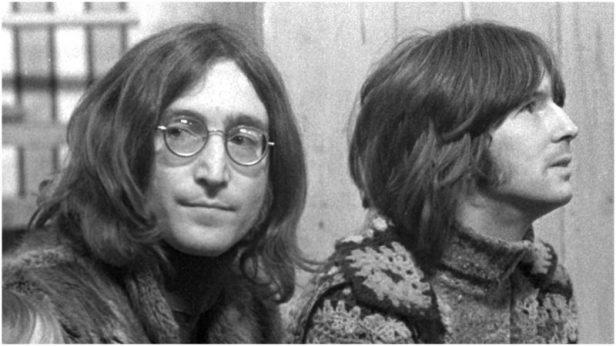 john lennon and eric clapton 1968