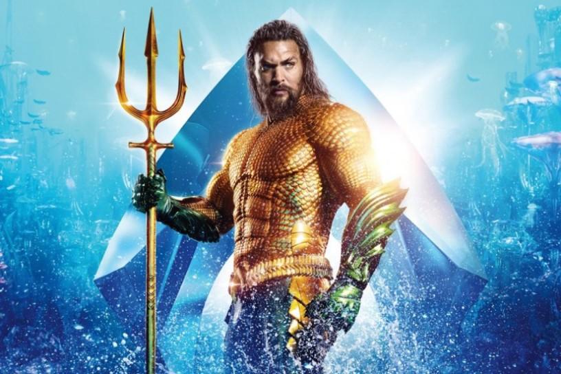 Começam as gravações de Aquaman 2